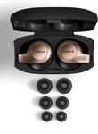 Jabra Elite 65t Alexa Enabled True Wireless Earbuds with Charging Case (Copper Black)