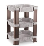 Cheapest - Selvel Home Beautiful Kitchen Rack  at Rs. 412