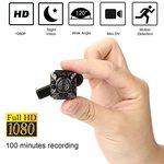 Mini WiFi camera 1080P HD Remote playback video small micro cam Motion Detection Night Vision Home Monitor Infrared Night