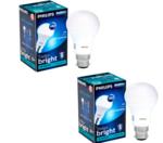 Philips Stellar Bright Base B22 14-Watt (Pack of 8, Cool Day Light)