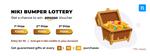 Niki Bumper Lottery