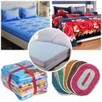 Irresistible Offer: Bedsheets   Pillow Covers   Face Towels   Bath Mat & more @ Rs. 719  Code: OFFER20