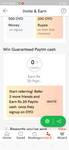 Refer oyo app to 3 friends get Rs 20 paytm cash