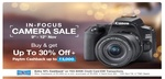 Paytmmall || In-Focus Camera Sale (upto 12th November ) upto 30% off + Paytm CB upto Rs 5000 + 10% cashback on Yes bank credit card