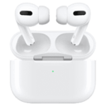 Apple Airpods Pro with Wireless Charging Case (MWP22HN/A, White)