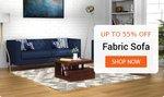 Sofa Sets upto 55% off