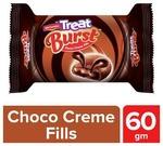 Britannia Treat Burst - Choco Creme Fills Cookies 60 gm