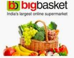 Flat 150₹ Cashback on Min Order of 1200₹ on BigBasket