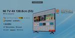 MiTV 4X 138.8cm (55) 2020 edition With Bundled Airtel Digital TV Connection