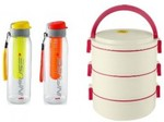 Cello Cookware and containers Min. 50% off From Rs. 107