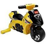 Luvlap Royal Bike Ride On ( Yellow)