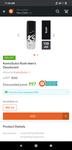 Loot : KamaSutra Rush Men's Deodorant with LOWEST PRICE GUARANTEE
