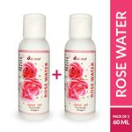 BUY 1 GET 1: Dalmia Rose Water flip bottle 60ml @ just Rs. 55