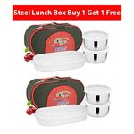 BUY 1 GET 1 FREE: Airan Bon Bon Lunch Box @ just Rs. 479 | Use Code: OFFER20