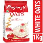 Bagrry's White Oats 1kg Pouch @ ₹109