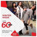 Flat 200 discount on min 999 on brandfactory online