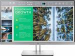 HP 23.8'' (60.45 cm) EliteDisplay E243 IPS LED Backlit FHD Anti-Glare Computer Monitor with Pivot Rotation (Black/Silver)