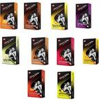 KamaSutra Honeymoon Flavoured Condom 10s (100pcs)
