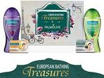 Palmolive European Bathing Treasures – Bathing Essentials Gift Pack ( Shower Gel & Facial Bar Soap)