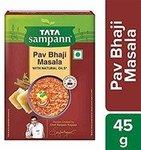 LIVE AGAIN:IPantry : Tata Sampann Pav Bhaji Masala, 45g @ 9buy max qty: 9MRP 35