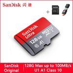 55%OFF | Sandisk Ultra Micro SD 128GB 32GB 64GB 256GB 16G 400GB Micro SD Card SD/TF Flash Card Memory Card 32 64 128 gb microSD for Phone