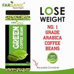 Farganic 100% Certified Organic Premium Arabica Green Coffee Beans