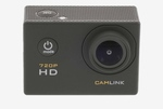 Camlink CL-AC11 12MP 720P HD Sports and Action Camera (Black)