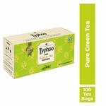 Typhoo Pure Green Tea Natural, 100 Tea Bags