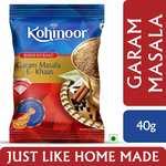 Kohinoor Biryani Masala, 15g with Chicken Masala, 15g, Meat Masala, 15g and Garam Masala, 40g Combo Pack(pantry)