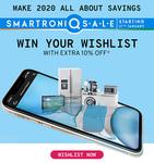 17-23rd Jan  Tata SmartoniQ S•A•L•E - Flat 10% discount using Axis Bank