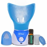 Lightning deal - Dr Trust Home Spa Face /Nose Vapouriser Steamer For Cold & Cough Rs. 949