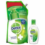 [Pantry] Dettol Hand wash & Sanitizers 50 % off