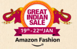 (Valid only for Today) Amazon Prime Fashion Cashback Offer 18th January 2020 12:00:00 hrs to 18th January 2020 23:59:59 hrs