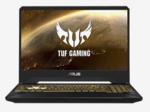 Asus Gaming Laptop FX505DD-AL146T Ryzen 5 3550H 8GB 1TB HDD 15.6 inch Win10 3GB Gold Steel