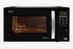 Whirlpool Magicook 23C Flora 23L Convection Microwave Oven (Black)