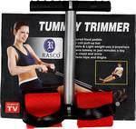 RASCO SINGLE STEEL SPRING RED TUMMY TRIMMER Ab Exerciser