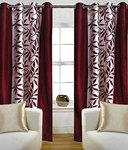 Freehomestyle Floral Window Curtains from Rs.99