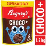 Pantry : Bagrrys Choco with 3 Great Grains, 1200g