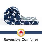 Divine Casa Microfiber Reversible Comforter : Exclusive DesiDime Deal