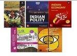 UPSC Civil Services Books Combo ( 5 Books)