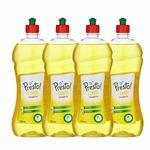 Presto! Dish wash Gel 750ml (Pack of 4) at Rs. 379 + Free Shipping