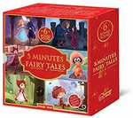 5 Minutes Fairy Tales Bookset Giftset of 6 Board Books for Rs.599 @ Amazon