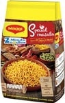 (pantry)Maggi 2-Minute Special Masala Instant Noodles 840 g (Vegetarian, Pack of 12)