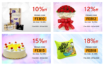Archies Valentine's Day offer - Get Upto 18% discount on Gifts.