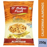 Fresh California Almonds 250 + 250 GM Dry Fruit @ just 487 | Use Code: OFFER20