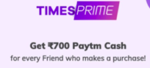 Get 700 paytm cash on referral + 30% payzapp cashback (15th - 17th Feb Only)