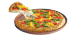 Flat 50 off on Dominos pizza