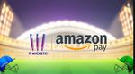Get 20% cashback  on shopping on Amazon Pay when you pay on 11wickets