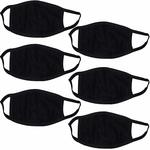 Anti Pollution Protect Face Mask Mouth & Nose Respirator (Pack of 6) @ 349
