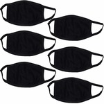 Pack of 6 Anti pollution mask @349